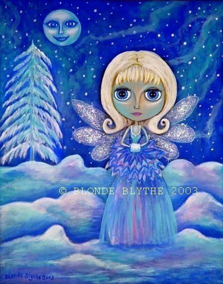 Winter Fairy Blythe