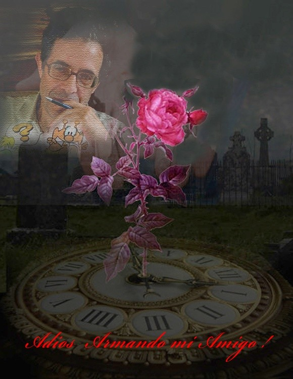Armando Salas Tribute