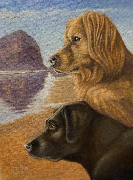 Cannon Beach Canines