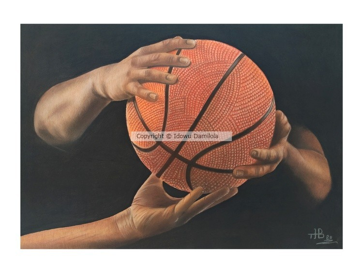 HANDS FOR THE BALL