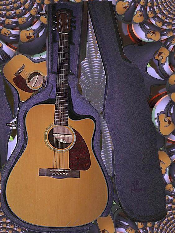 Strings in tune