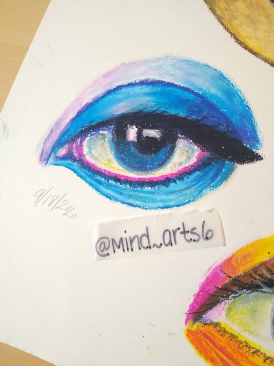 Eye Study 4