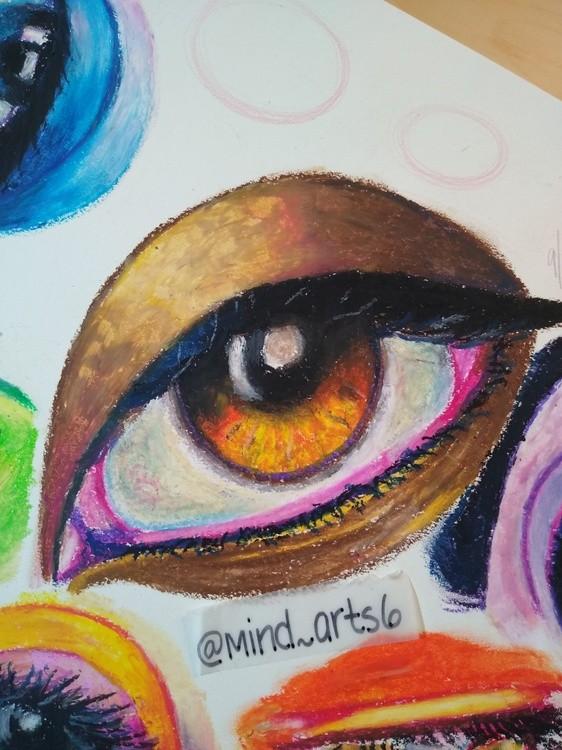 Eye Study 5