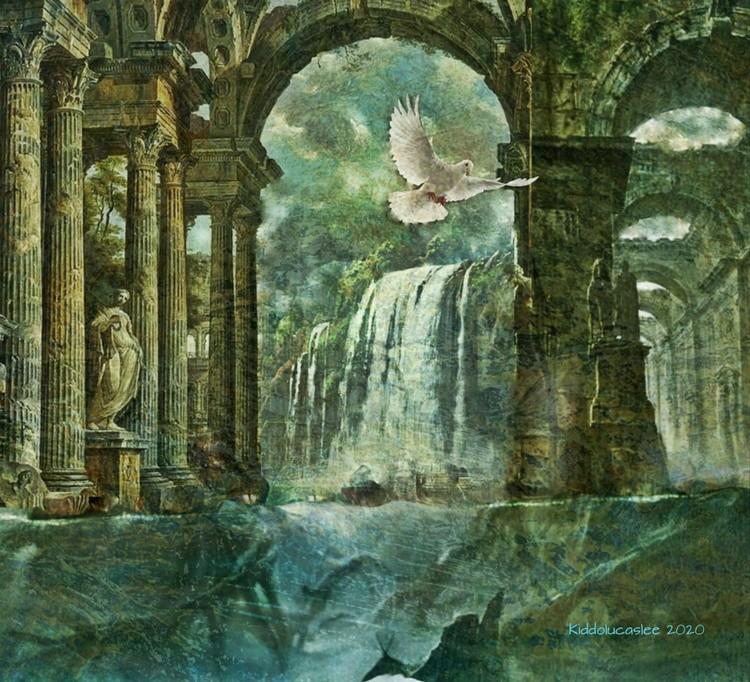 Water Filled Sanctuary * 2020 Kiddolucaslee