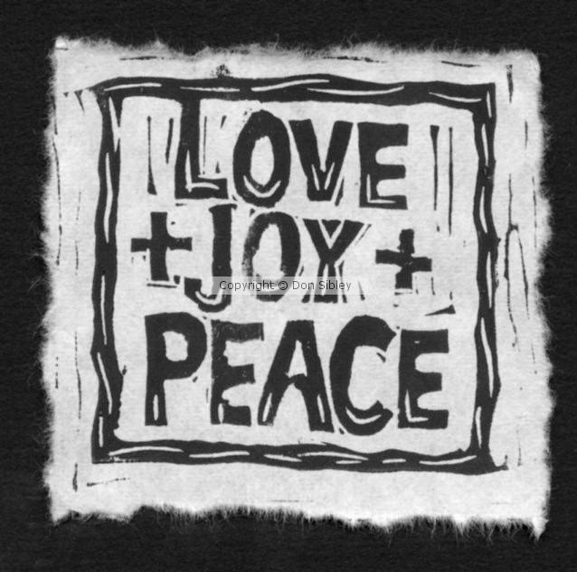 Love + Joy + Peace