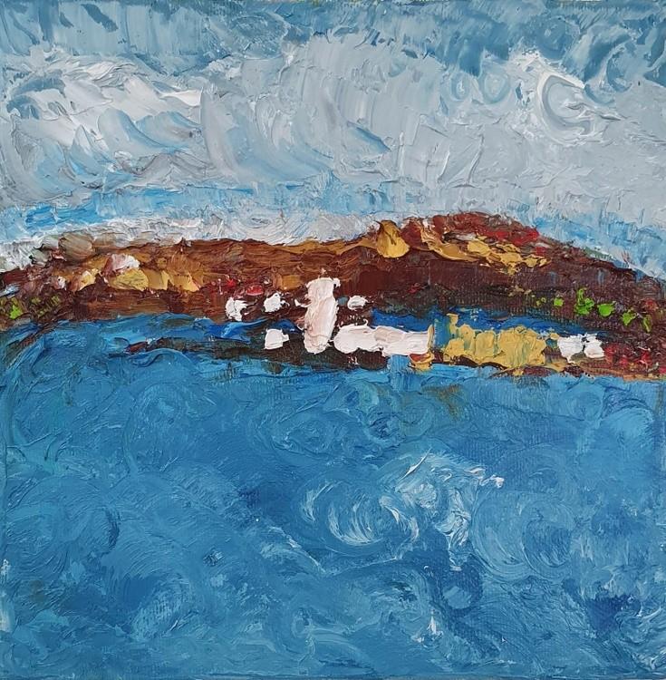 Ayona Island Scotland, October 2020