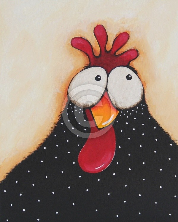 Groovy Chicken