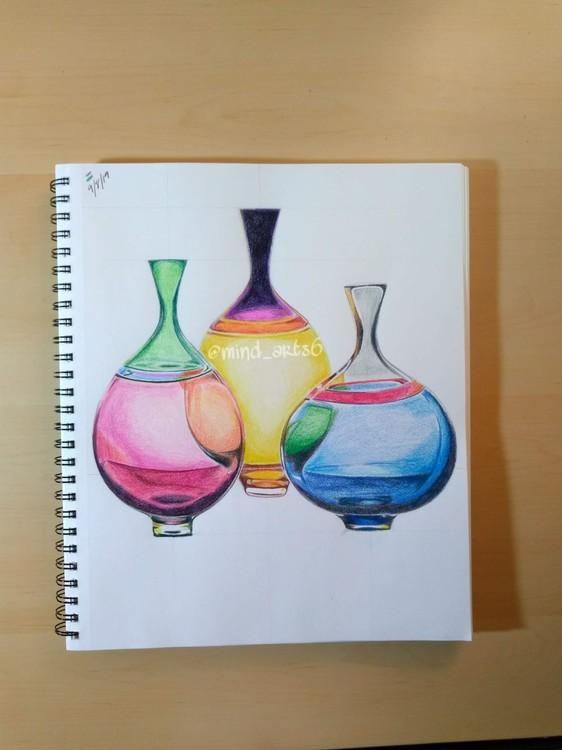 18th century chinese translucent vases