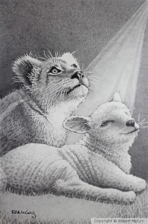Lamb and the Lion