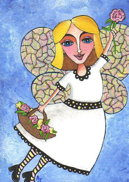 Spring fairy #1