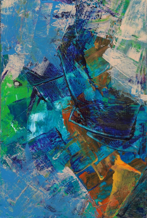 Abstract Composition 739