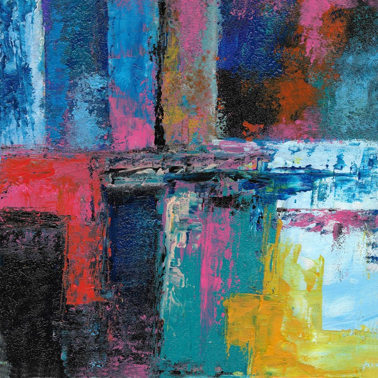 Abstract Composition 742
