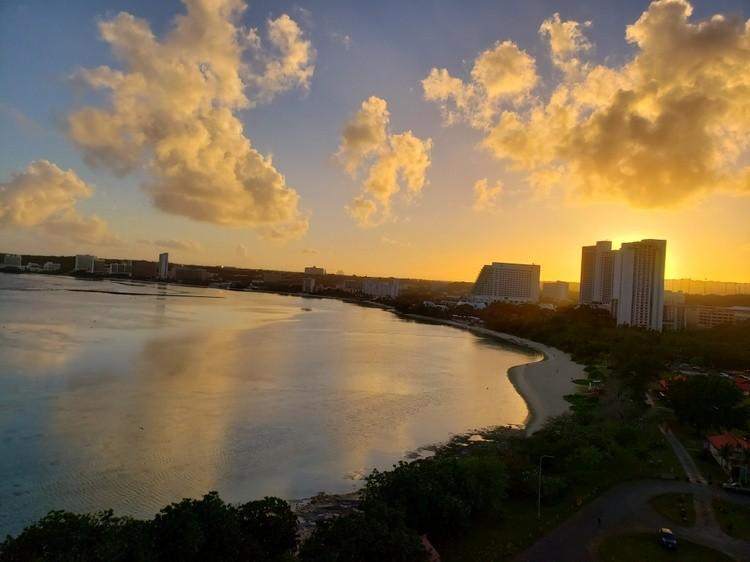 Guam Sunrise