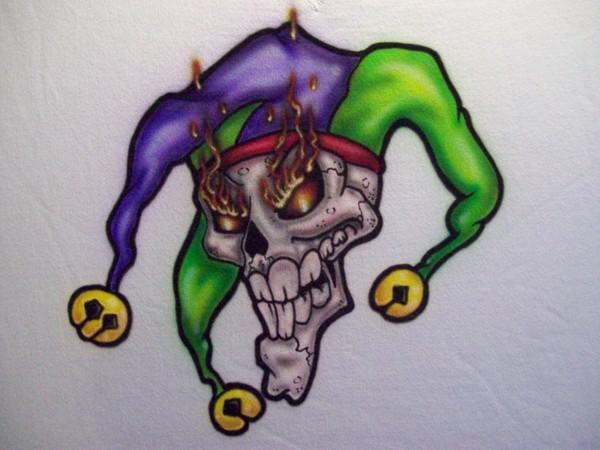 wicked jester by daniel nagro | ArtWanted.com