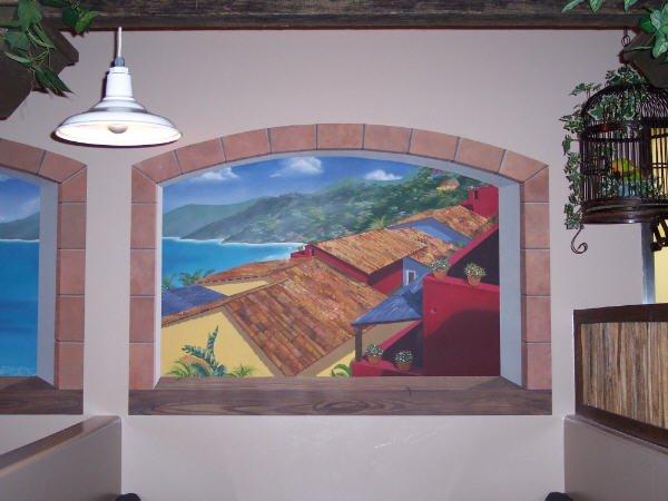 Serrano's mural 5