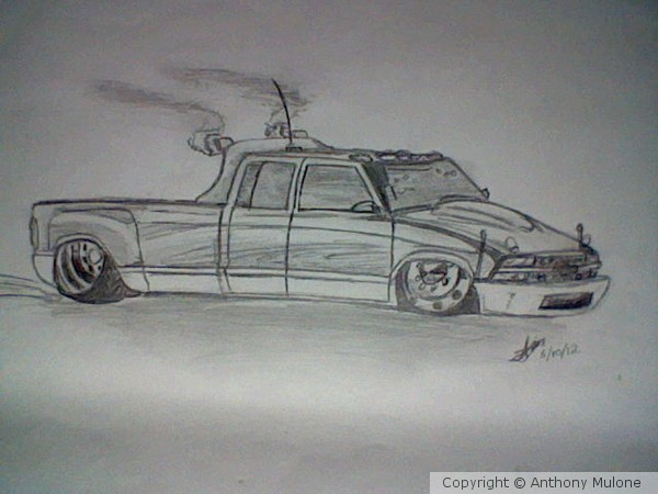 S10 Dually By Anthony Mulone Artwanted Com