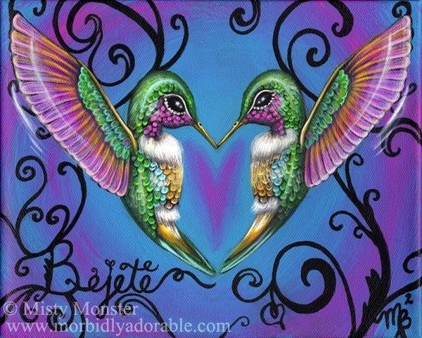 My Hummingbird Heart