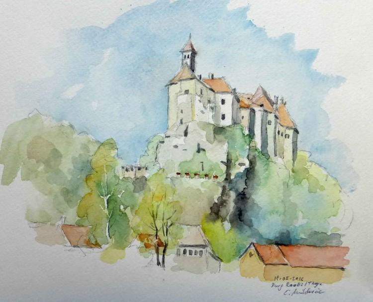 Castle Raabs an der Thaya Austria