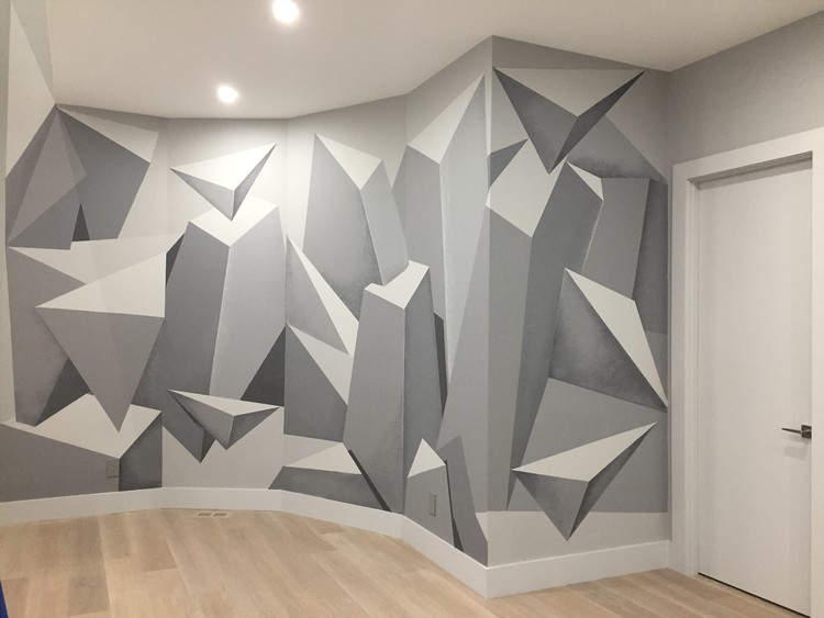 The wall 3d