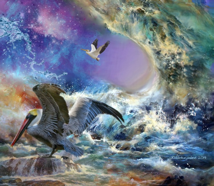 Return of Poseidon Untamed Wave * 2019 Kiddolucaslee