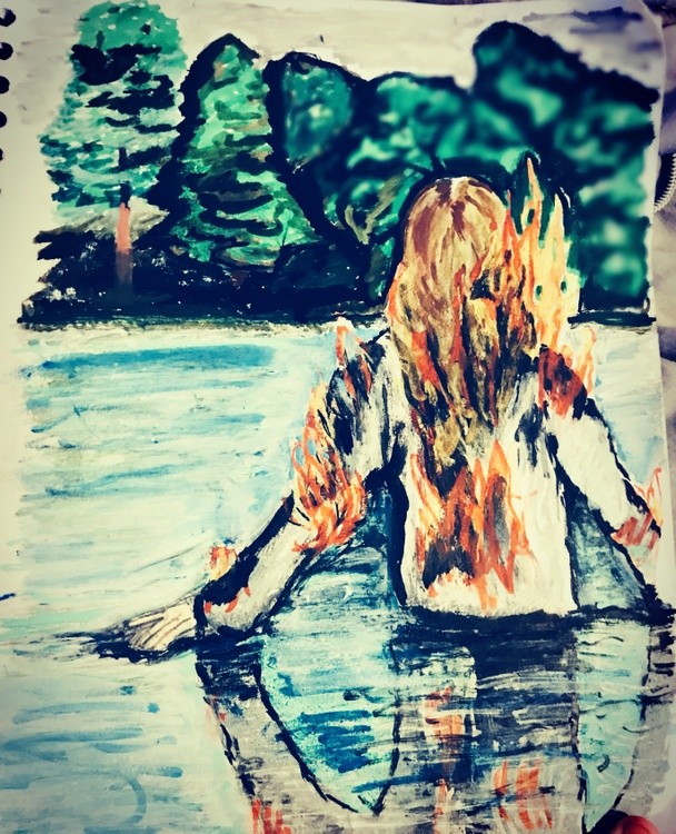 Water Down the Fire