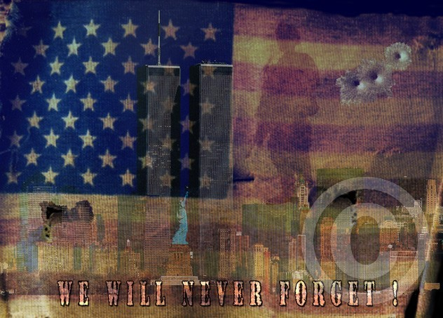 15th Anniv. 9/11/01 We Will Nver Forget !