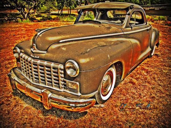 48 Dodge Three Window
