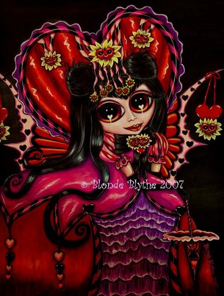 Gothic Romance Fairy