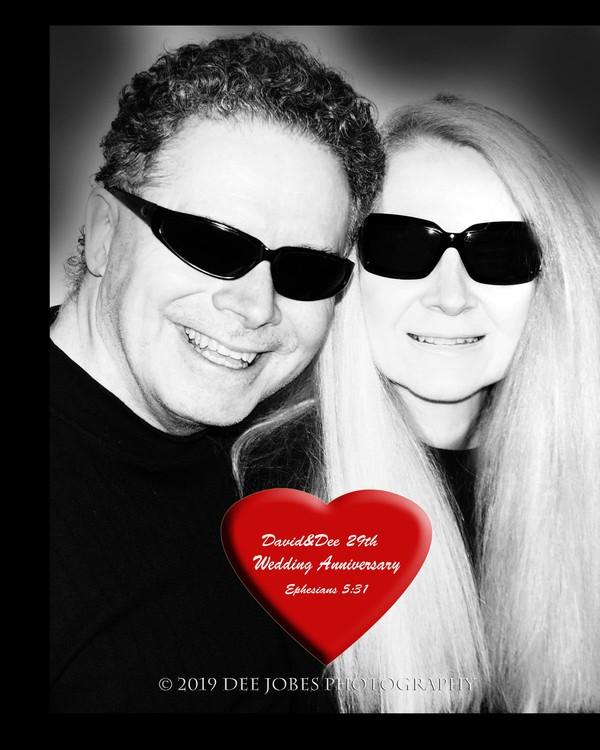 Dee&David Wedding Anniversary Portrait 2019