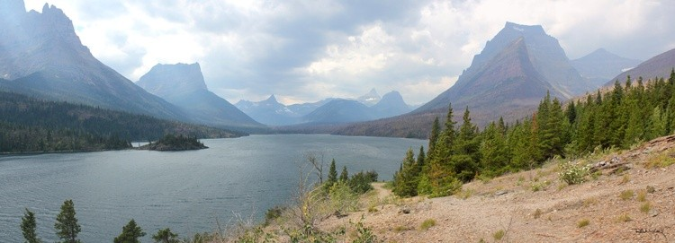 St. Mary Lake, Glacier National Park