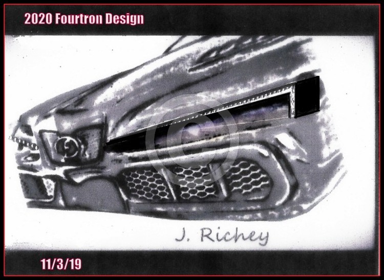 New 2020 Fourtron Design