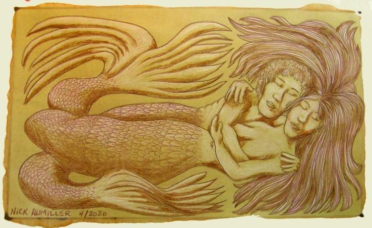 Mermaids, 'Sleepers #1'