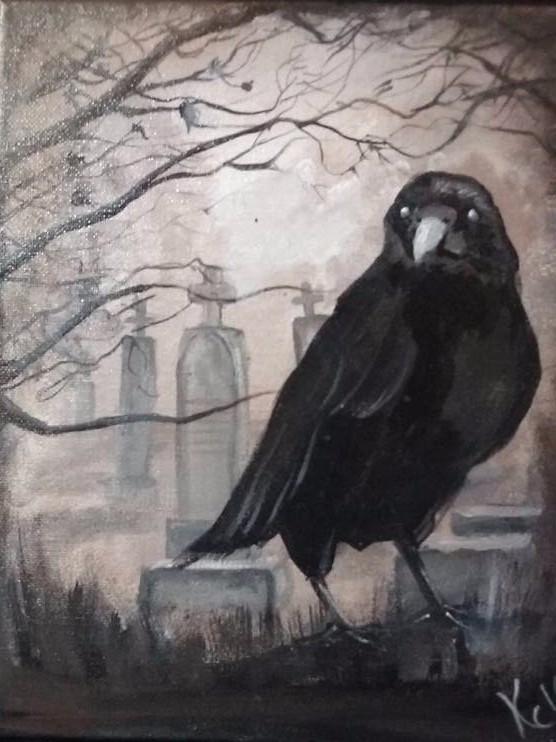 Corvid Watcher #1