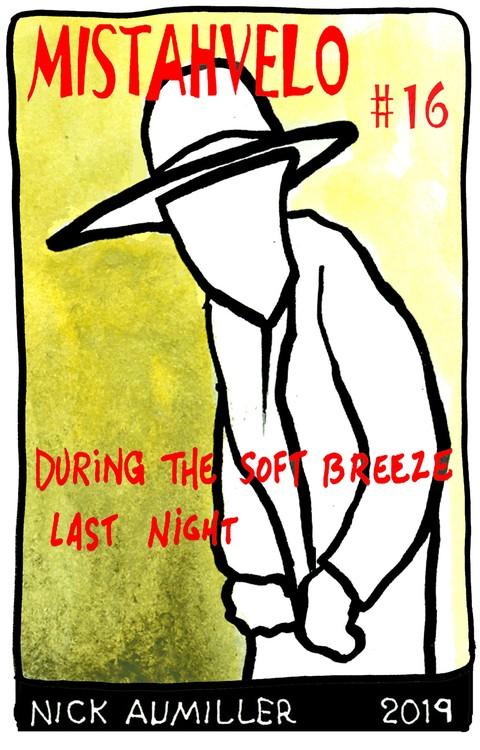 MistahVelo #16, The Breeze, Page #1 - Title