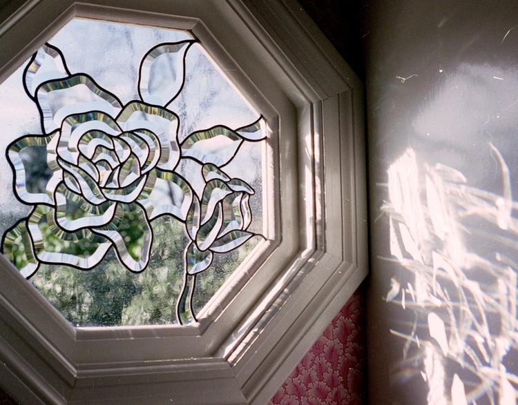 Mary's Beveled Roses In Sunlight
