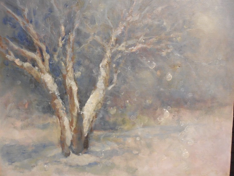 Twilight Winter Soltise