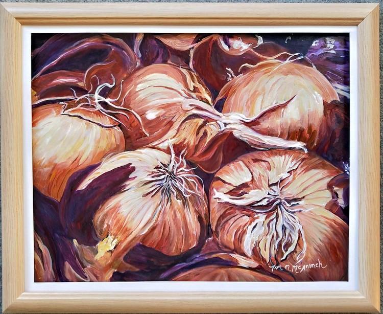 Golden Onions.