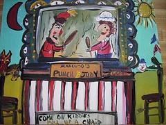mancuso's punch and judy show