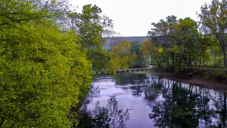 Fallriver view