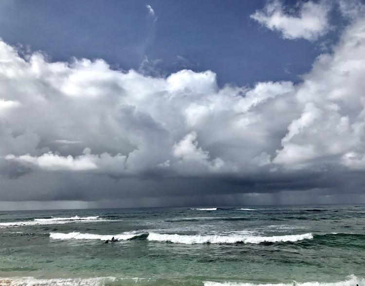Kauai Rain Squall ~ September 2019