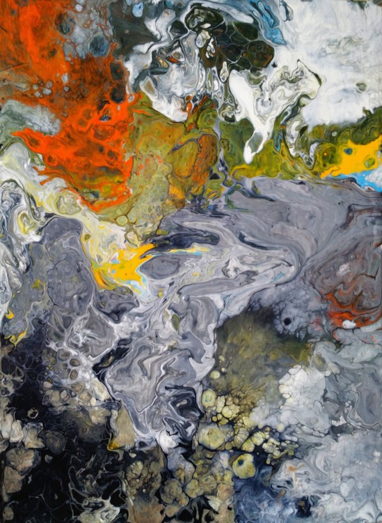 Abstract Composition 752