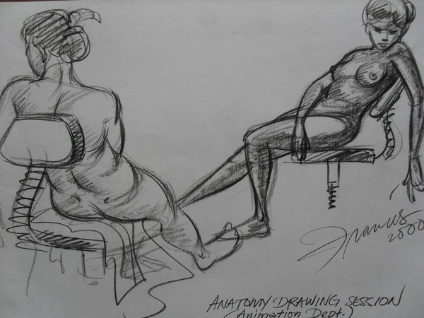 animation drawing session-a