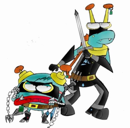 Buzz and Delete [