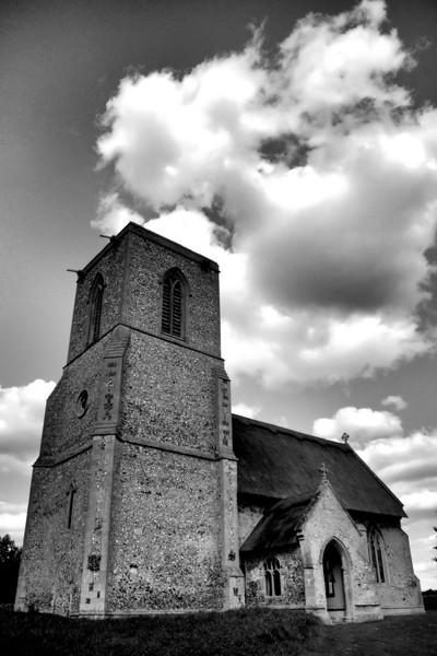 All Saints, Icklingham, Suffolk
