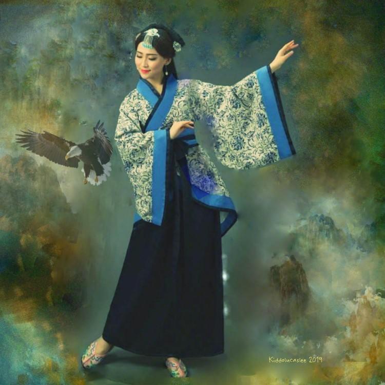 Eagledance Lady Ying of Huangshang * 2019 Kiddolucaslee