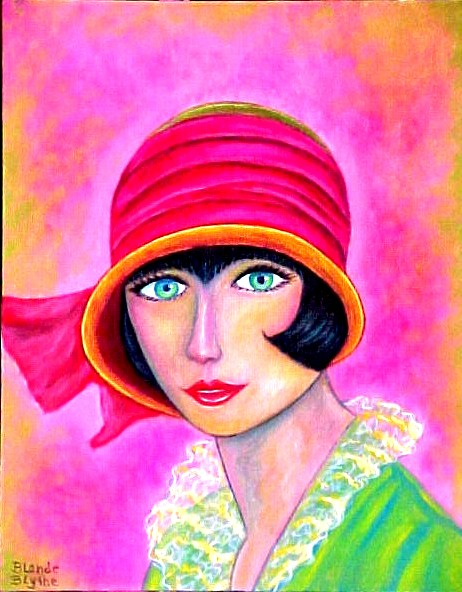 Flapper In Red Hat