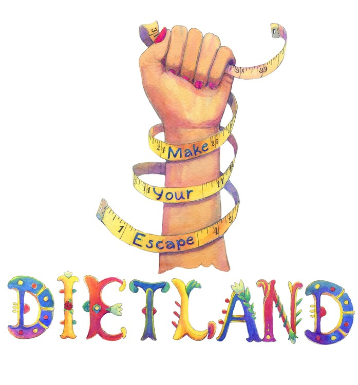Dietland logo (full illustration)