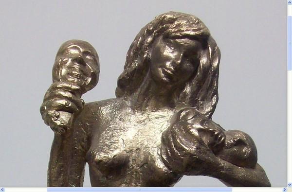 Bronze Pedro Ramirez
