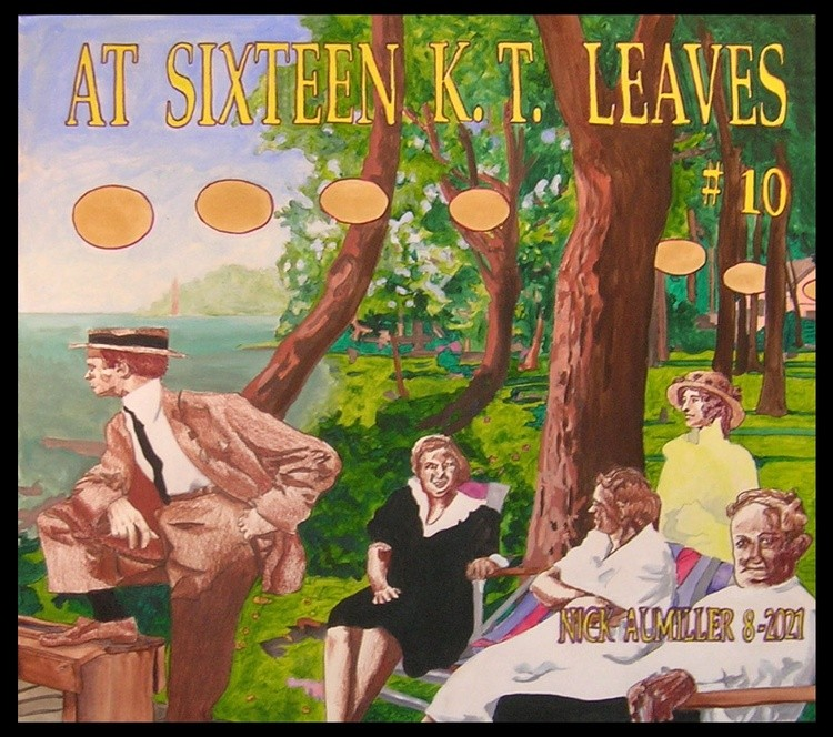K. T. Leaves # 10