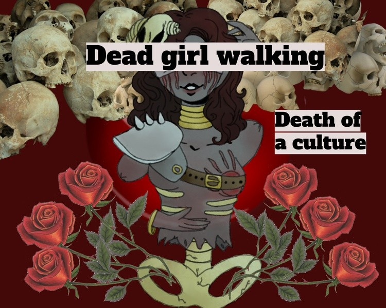 Dead Girl Walking (COMMISTIONS OPEN)